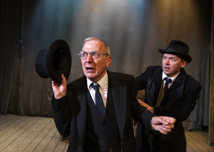the woman in black review york grand opera house september 2021