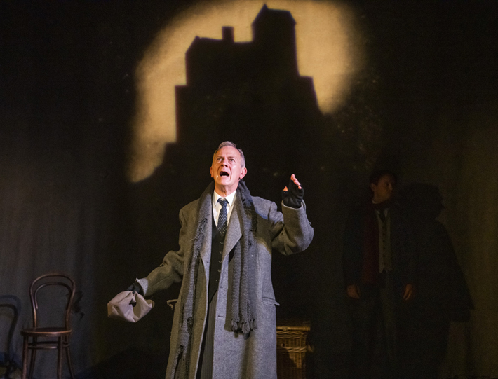 the woman in black review york grand opera house september theatre