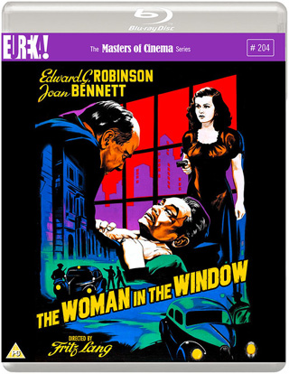 the woman in the window film review cover