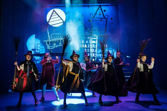 the worst witch review hull new theatre february 2019 cast
