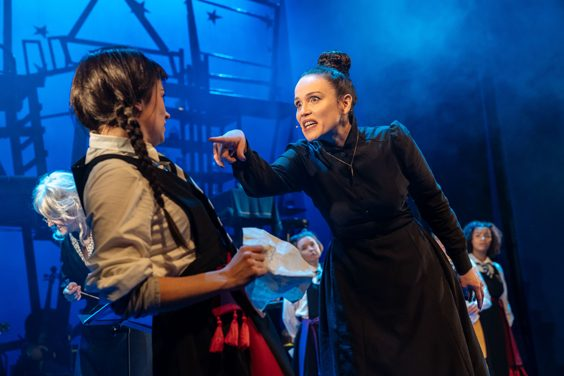 the worst witch review hull new theatre february 2019 main stage