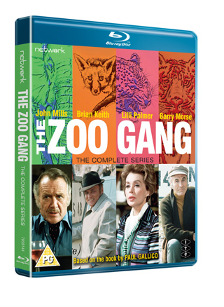 the zoo gang dvd bluray review cover