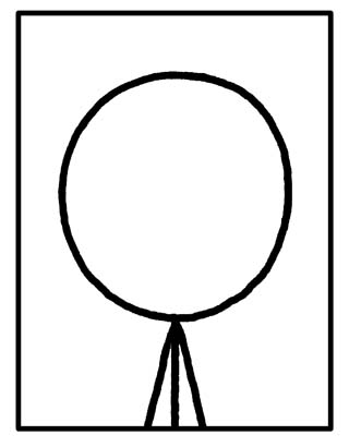 thing explainer book review Randall Munroe portrait