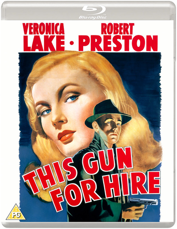 this gun for hire film review cover