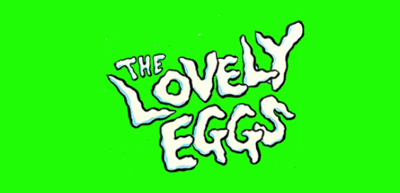 this is eggland the lovely eggs album review logo