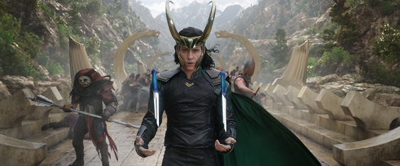 thor ragnarok film review loki