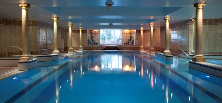 thornton hall spa review pool