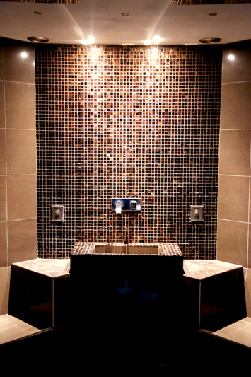 thornton hall spa review steam shower