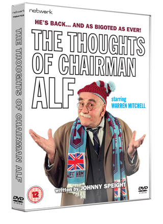 thoughts of chairman alf dvd review cover