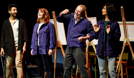 three review west yorkshire playhouse leeds actors