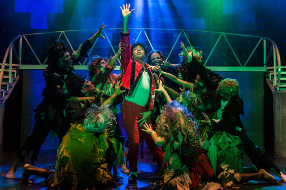 thriller live review hull new theatre may 2019 dance
