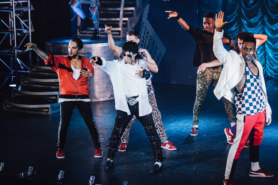 thriller live review hull new theatre may 2019 michael jackson