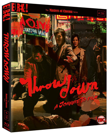 throw down film review cover