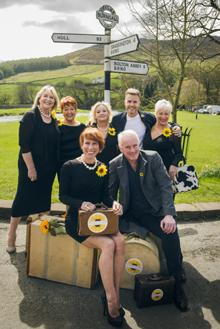 tim firth interview calendar girls musical