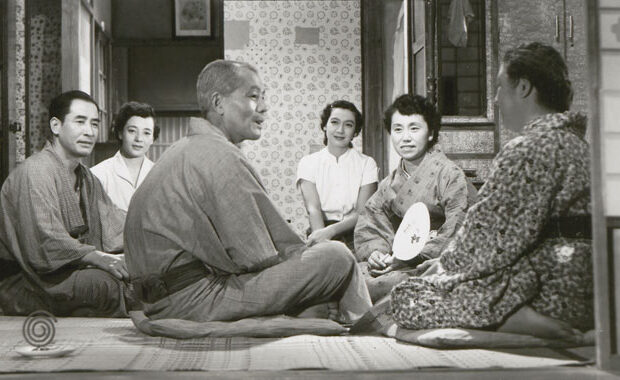 tokyo story film review cover main