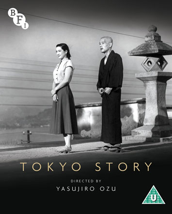 tokyo story film review cover