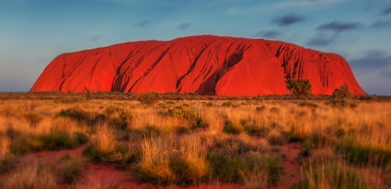 tourist visa for australia ayers rock main
