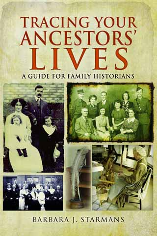 tracing your ancestors lives barbara j starmans book review cover