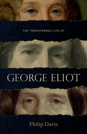 transferred life of george eliot philip davis book review cover