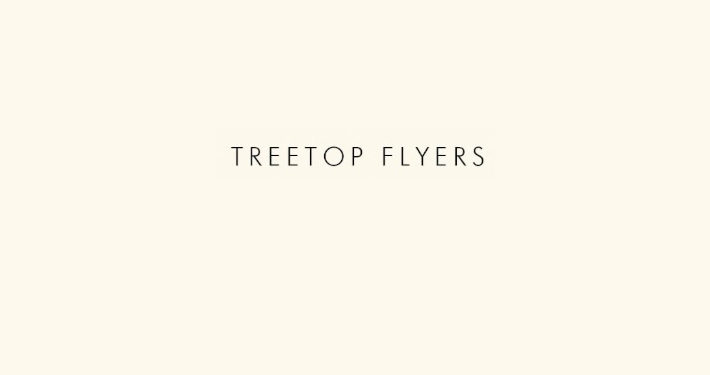 treetop flyers album review logo main