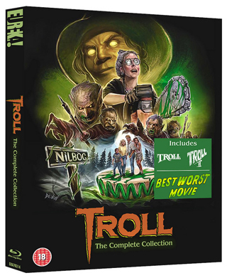 troll the complete collection film review cover