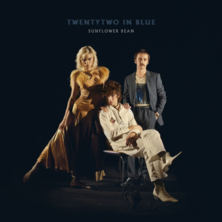 twentytwo in blue senflower bean album review cover