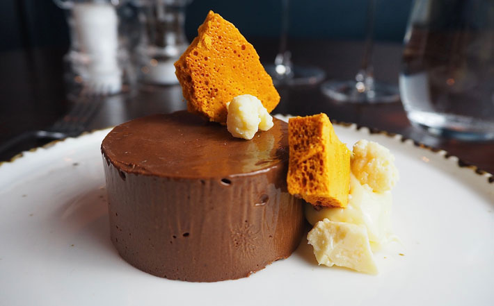 twine and barrel york restaurant review mousse
