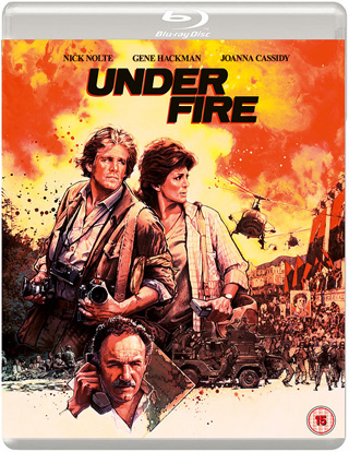 under fire bluray film review cover