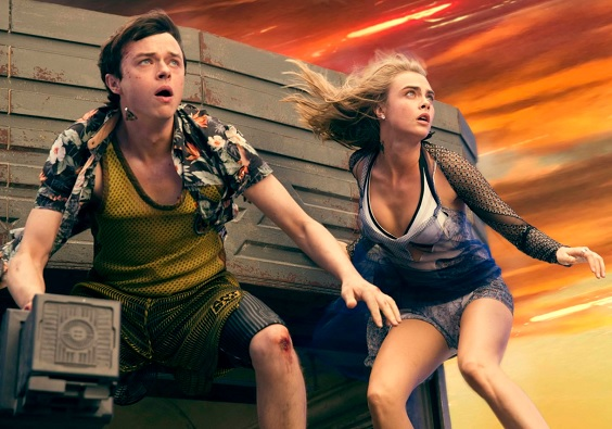 valerian and the city of a thousand planets cara