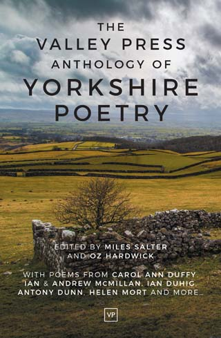 valley press anthology of yorkshire poetry review cover