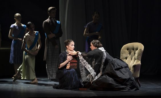 victoria northern ballet review leeds grand theatre march 2019 cast