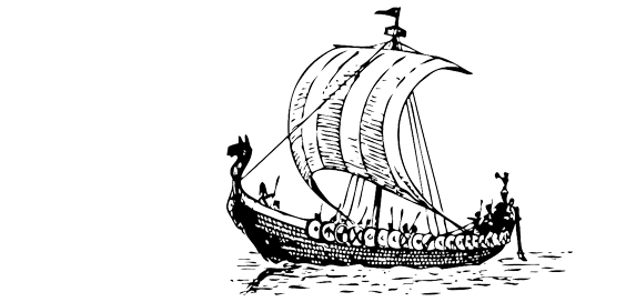 vikings in yorkshire longboat history