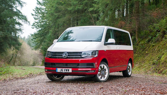 volkswagen caravelle review