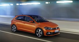 volkswagen polo car review front