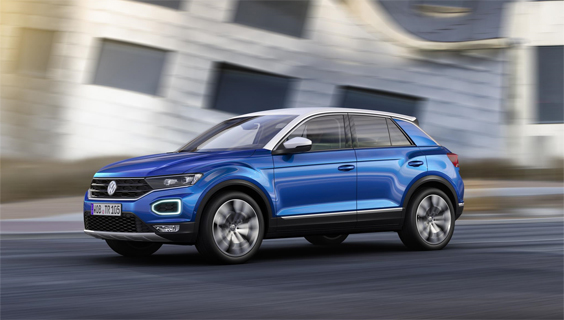 volkswagen t-roc car review main