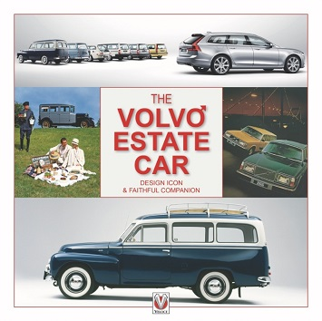 volvo estate faithful companion book review front cover