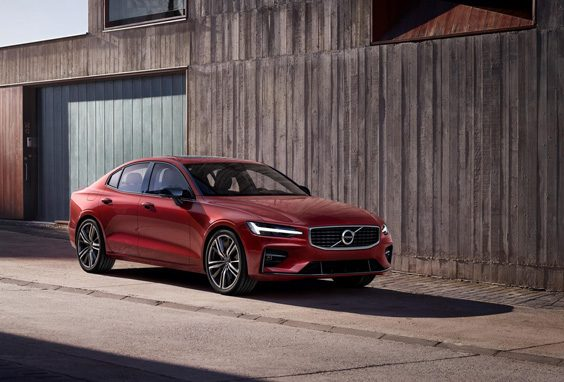 volvo s60 car review side
