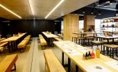 wagamama harrogate interior restaurant review