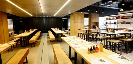 Wagamama harrogate restaurant review the incredibly
