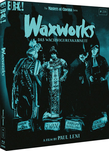 waxworks film review cover