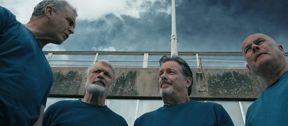 we still steal the old way film review brit prison crime drama