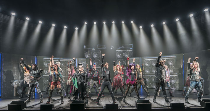 we will rock you review hull new theatre january 2020 cast