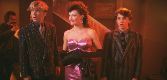 weird science film review main