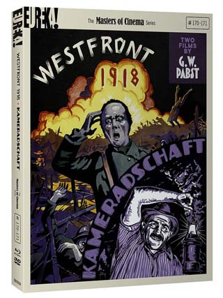 westfront 1918 kameradschaft film review bluray