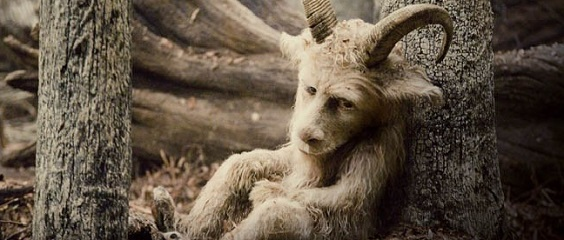 where the wild things are film review goat