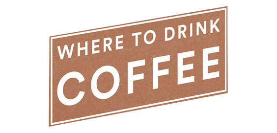 where to drink coffee book review logo