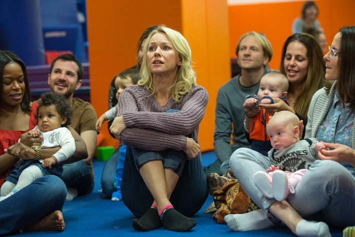 while we're young film review naomi