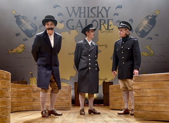 whisky galore review hull truck theatre may 2018 adaptation