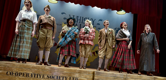 whisky galore review hull truck theatre may 2018 stage
