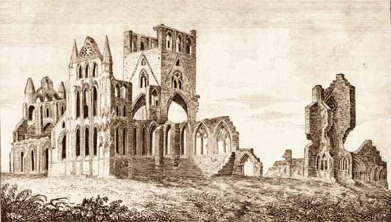 whitby abbey through time gallery